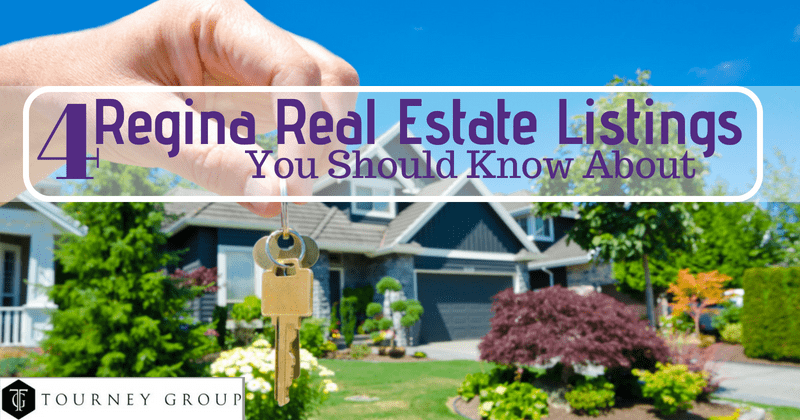 4 regina real estate listings you should know about, june 2018