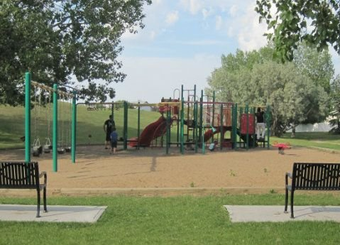 walsh acres neighbourhood, north regina