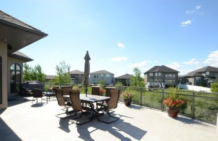 wascana view home, east regina